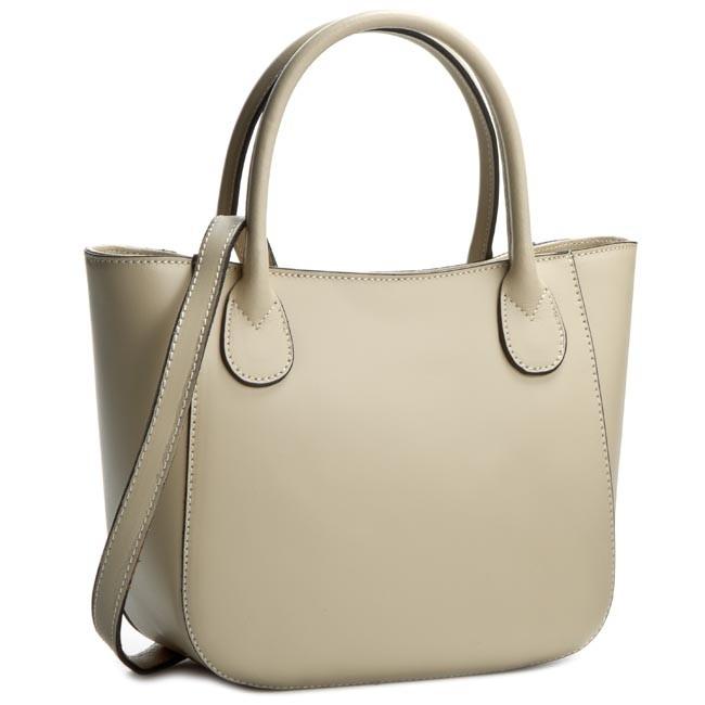 Handbag CREOLE - K10244 Jasny Beż