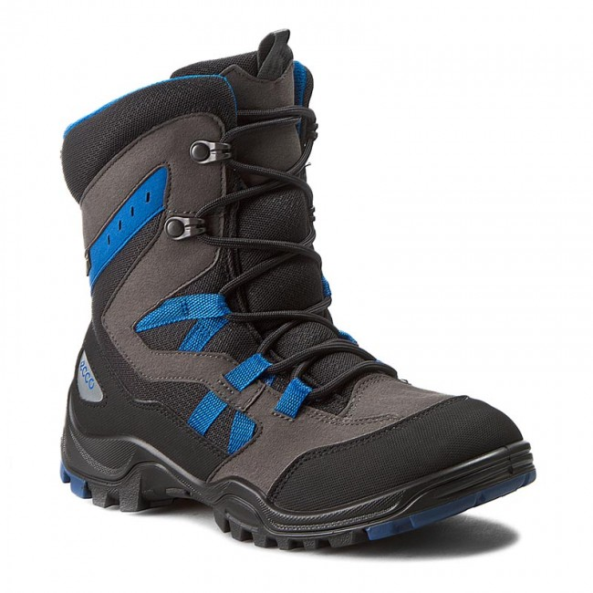 Snow Boots ECCO - Xpedition Kids GORE-TEX 70465359653 Black/Poseidon/Slate