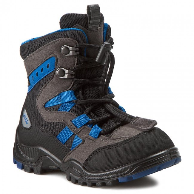 Snow Boots ECCO - Xpedition Kids GORE-TEX 70465259653 Black/Poseidon/Slate
