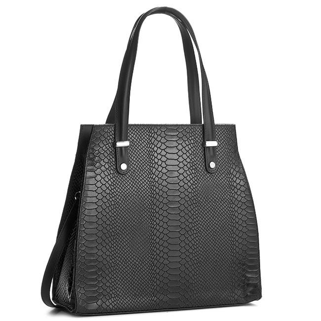 Handbag CREOLE - K10245 Czarny