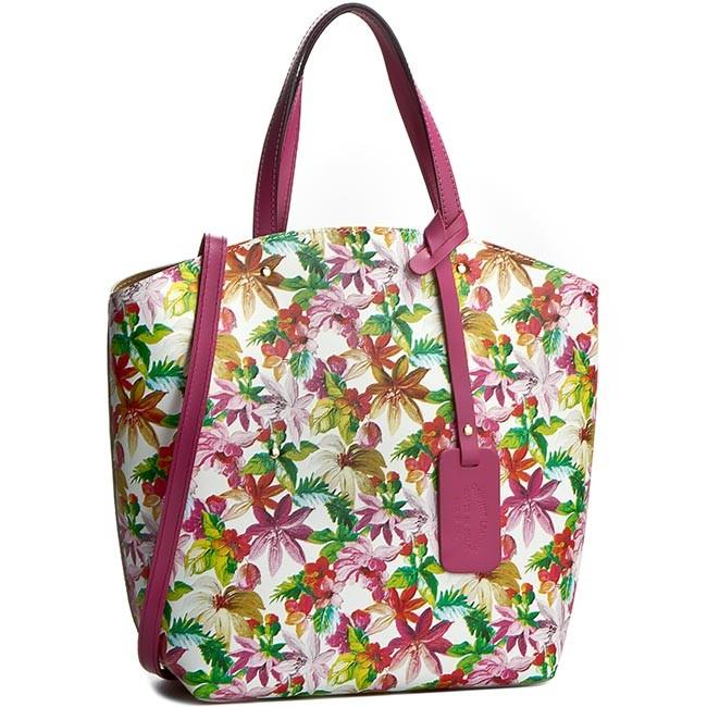 Handbag CREOLE - K10233 Kwiaty