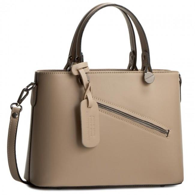 Handbag CREOLE - K10222 Pudrowy Róż