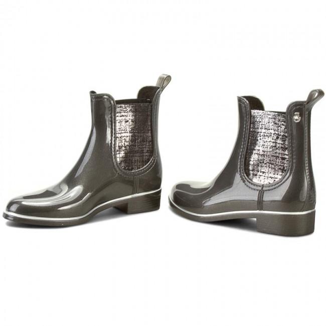 wylot online uważaj na sklep internetowy Wellingtons LEMON JELLY - Royal 03 Metal Grey