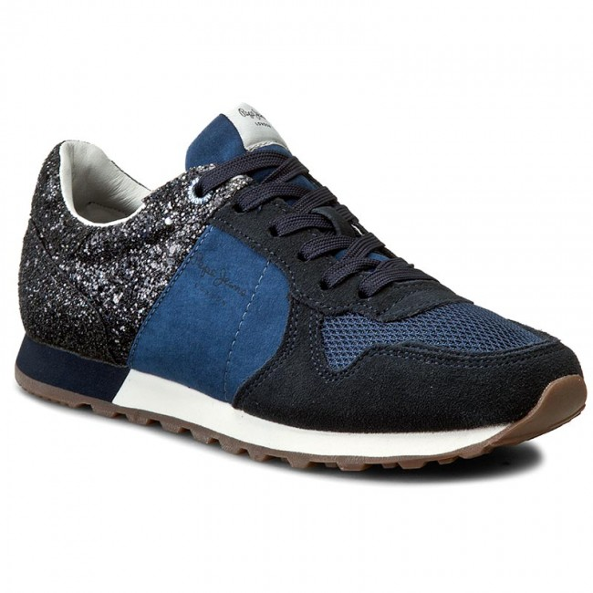Sneakers PEPE JEANS - Verona W Break PLS30369 Navy 595