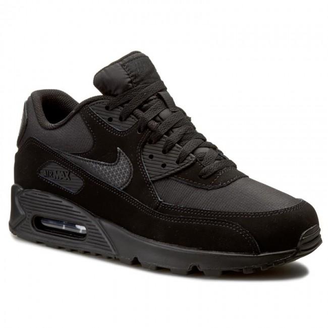 Shoes NIKE Air Max 90 Essential 537384 046 BlackBlack