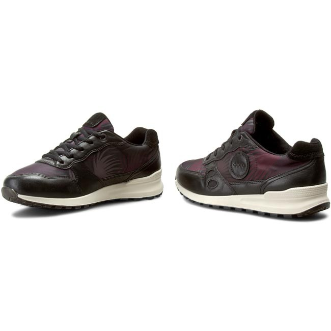 Ecco Cs14 Flat Shoes For Womens Brown   Online