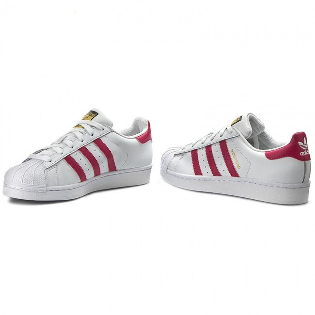 check out 8d2c3 96ce7 Shoes adidas - Superstar Foundation J B23644 Ftwwht/Bopink/Ftwwht