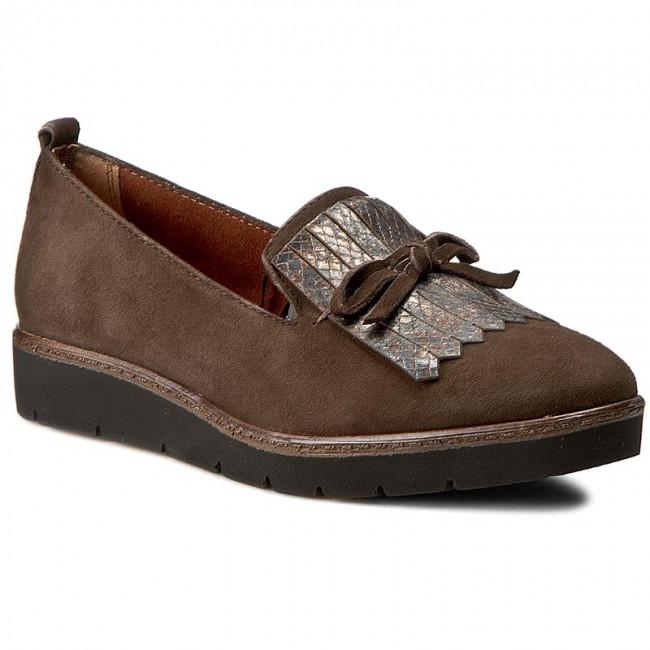 Shoes TAMARIS 1 24314 37 Mocca Comb 303