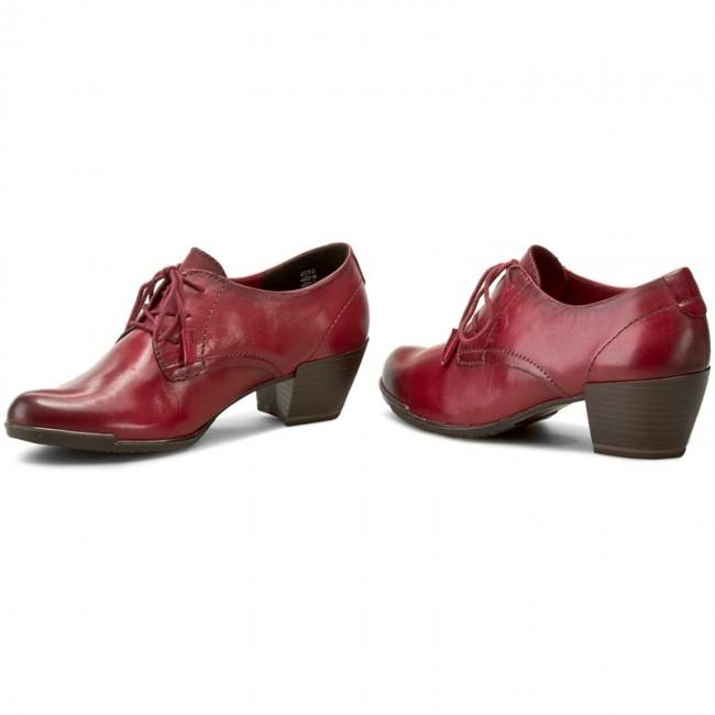 Shoes TAMARIS 1 23305 27 Bordeaux 549
