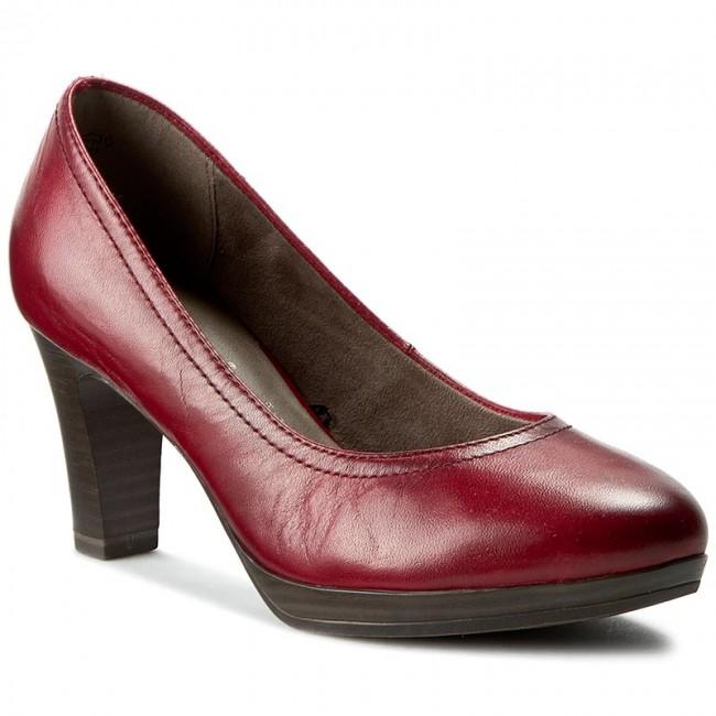 Shoes TAMARIS 1 22410 27 Bordeaux 549