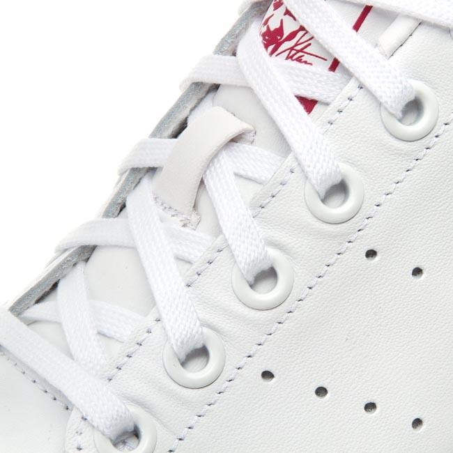promo code 08ba2 033ff Shoes adidas - Stan Smith J B32703 Ftwwht/Ftwwht/Bopink