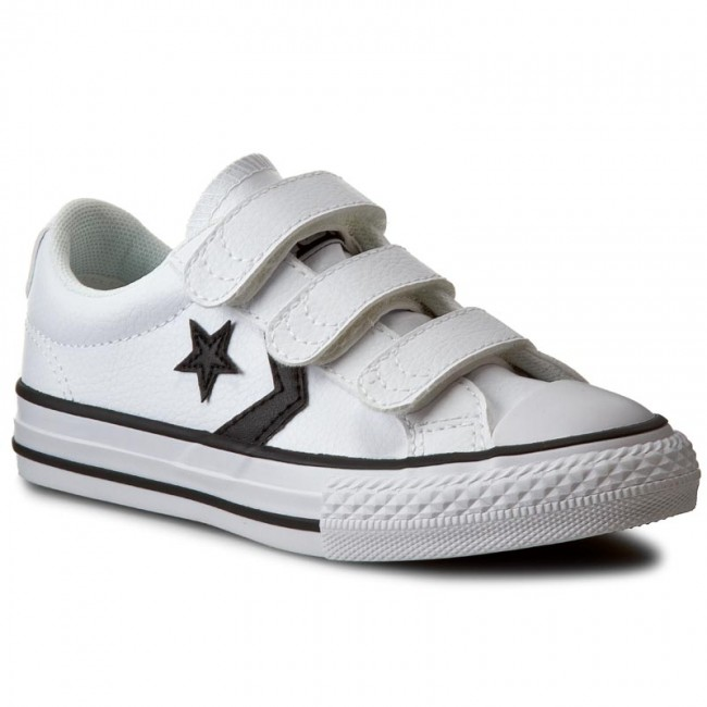 Sneakers CONVERSE Star Player Ev 3v Ox 651829C WhiteWhite