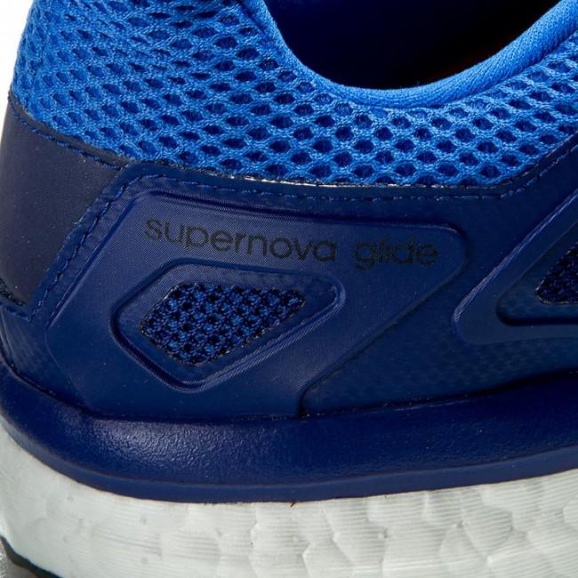 voltereta Desacuerdo Creación  Shoes adidas - Supernova Glide 8 M BB4055 Uniink/Cblac - Indoor - Running  shoes - Sports shoes - Men's shoes | efootwear.eu