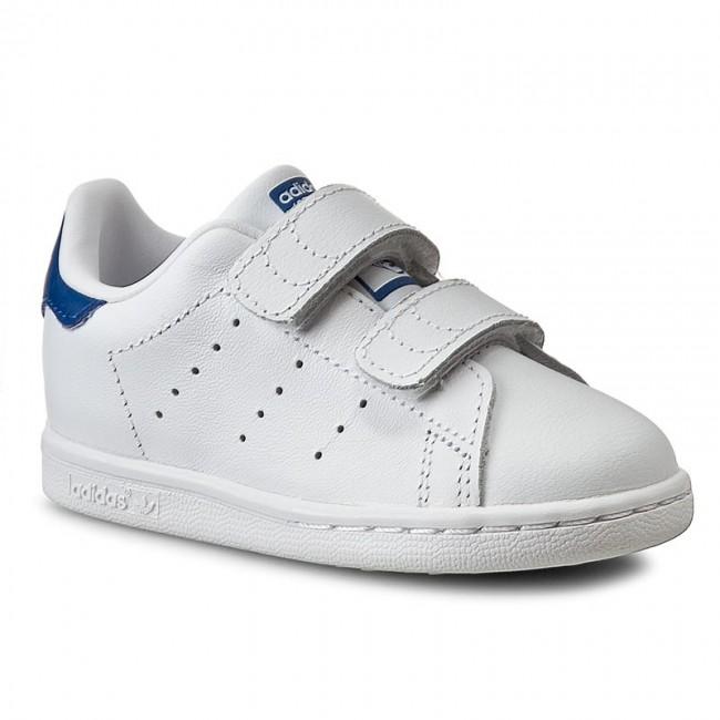 Shoes adidas Stan Smith CF I S74782 FtwwhtFtwwhtEqtblu