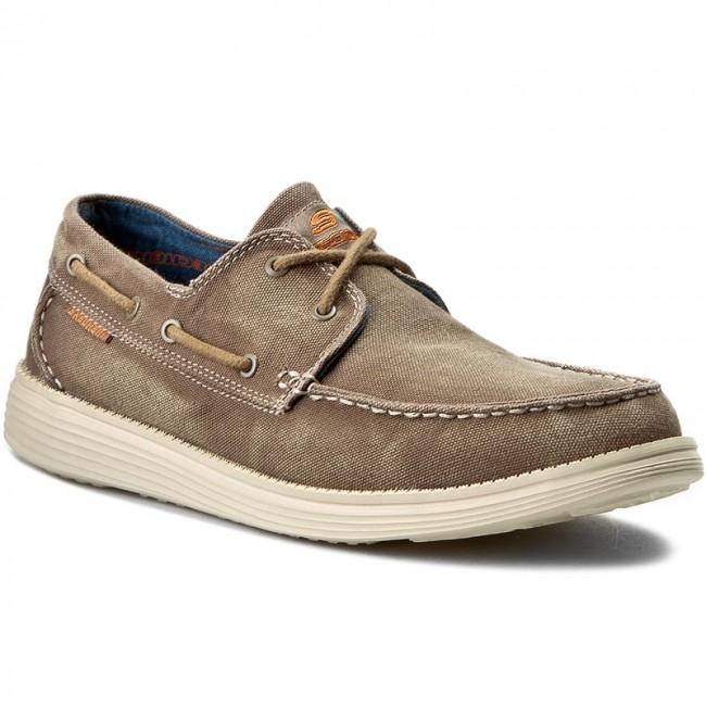 Shoes SKECHERS - Melec 64664/LTBR Lt