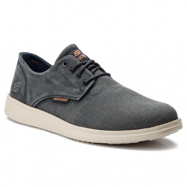 lamentar estómago silencio  Shoes SKECHERS - Borges 64629/NVY Navy - Casual - Low shoes - Men's shoes |  efootwear.eu