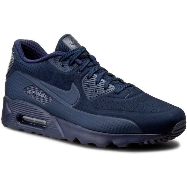 Shoes NIKE Nike Air Max 90 Ultra Moire 819477 400 Midnight NavyMid Navy White