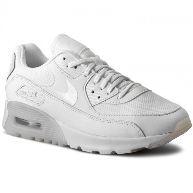 Shoes NIKE W Air Max 90 Ultra Essential 724981 102 WhiteWhitePure platinum