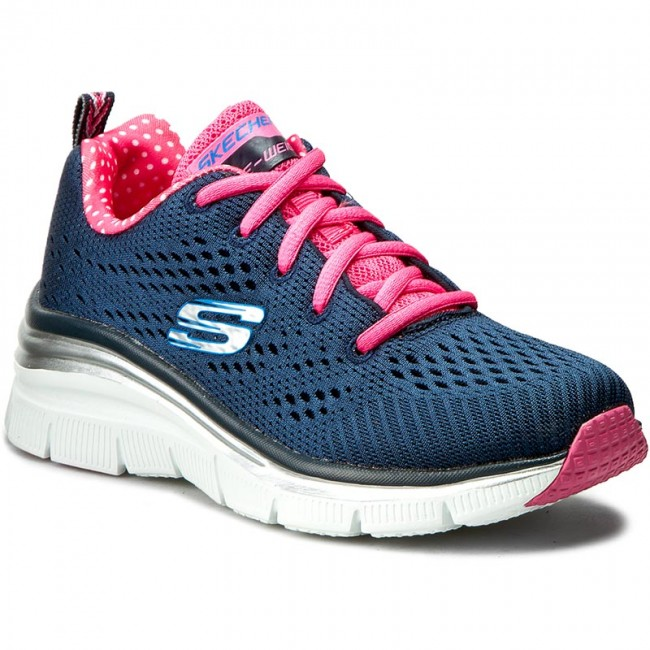 Rodeo constructor esta noche  Shoes SKECHERS - Statement Piece 12704/NVHP Navy/Hot Pink - Fitness -  Sports shoes - Women's shoes | efootwear.eu