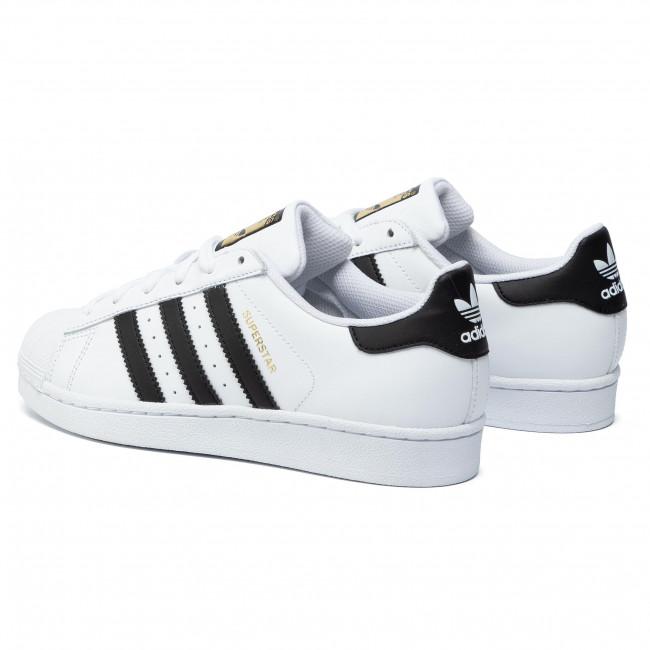 adidas Superstar J C77154 FtwwhtCblackFtwwht Schuhe Neue