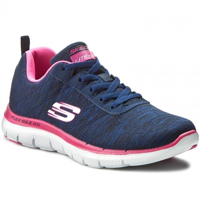 Shoes SKECHERS Flex Appeal 2.0 12753NVPK NavyPink 7adtM