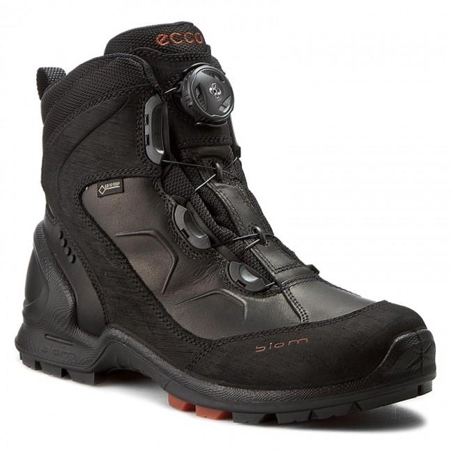 Hiking Boots ECCO Biom Terrain Akka Boa 82356458692 BlackBlackPicante