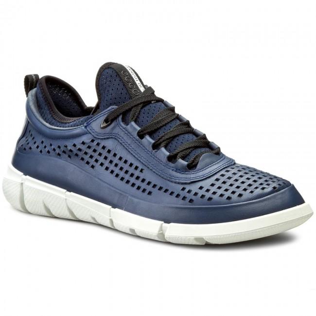 ECCO Mens Intrinsic Sneaker (BLACKBLACK) | Sneakers, Shoes