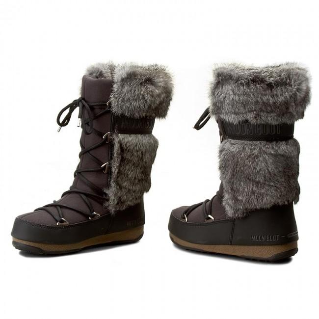 info for f49ae b4421 Snow Boots MOON BOOT - Monaco Te 24005300001 Wp Nero/Fango