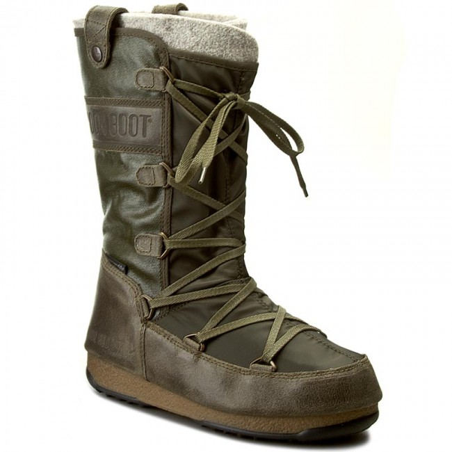 half off 9a8cb 59828 Snow Boots MOON BOOT - W.E. Monaco Mix 24004000002 Military Green