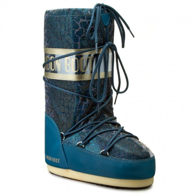 Snow Boots MOON BOOT - Sunset 14022000002 Blue
