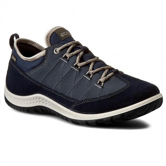 Shoes ECCO Aspina GORE TEX 83852350595 MarineMarine