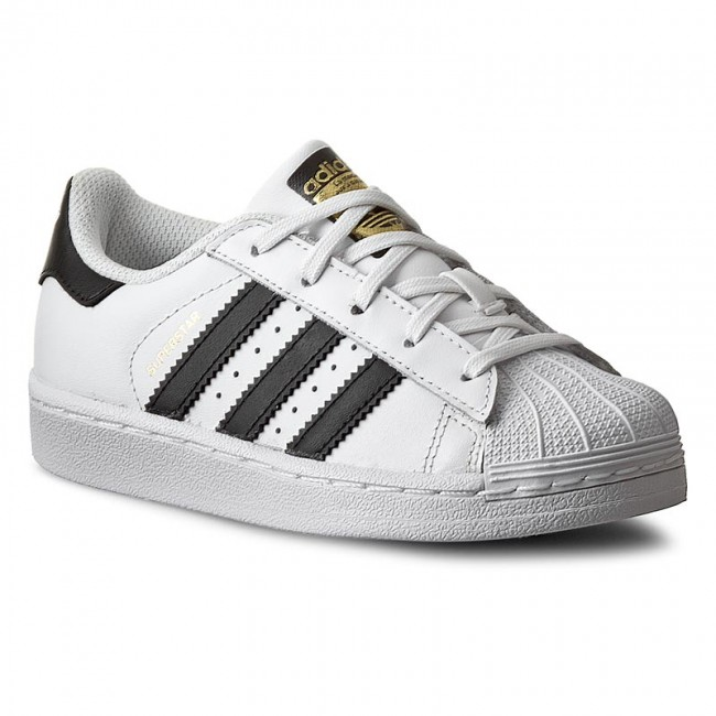 Shoes adidas Superstar Foundation C BA8378 FtwwhtCblackFtwwht