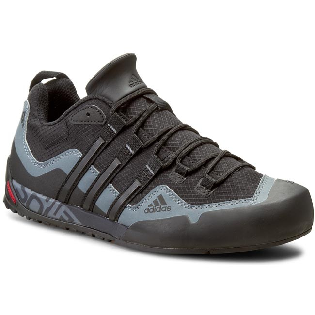 nouveau produit db2f8 b70c0 Shoes adidas - Terrex Swift Solo D67031 Black1/Black1/Lead