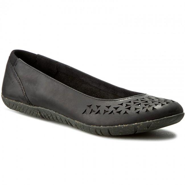 Klassificering vete longitud  Flats MERRELL - Mimix Joy J55518 Black - Ballerina shoes - Low ...