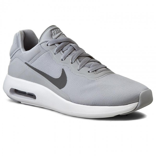 Shoes NIKE Air Max Modern Essential 844874 002 Wolf GreyDrk GreyWlf GryWht