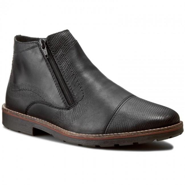 Boots RIEKER - 35381-00 Black 1