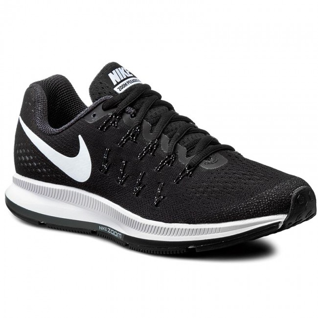 info for ec0ac d65f2 Shoes NIKE - Air Zoom Pegasus 33 831356 001 Black/White/Anthracite/Cl Grey