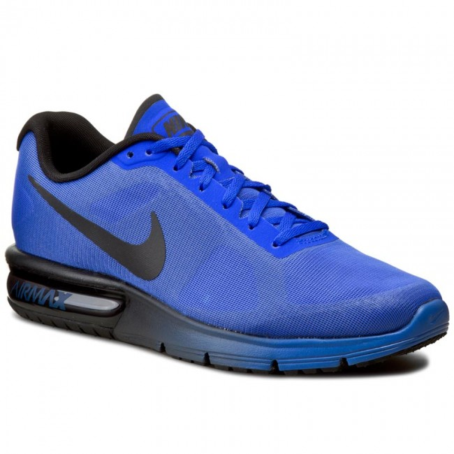 Shoes NIKE Air Max Sequent 719912 406 Racer BlueBlack
