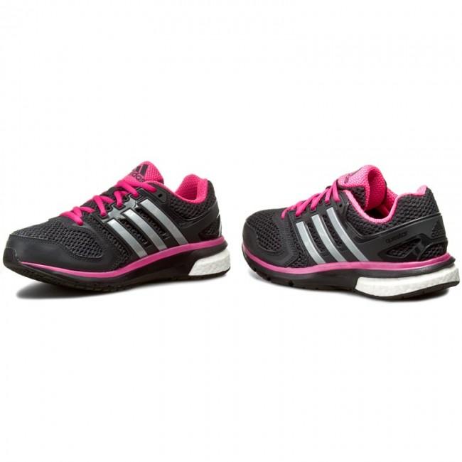 Transparente de madera Valiente  Shoes adidas - Questar W BA9308 Cblack/Silvm - Indoor - Running shoes -  Sports shoes - Women's shoes   efootwear.eu