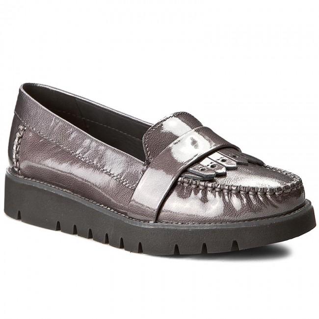 cráneo De ninguna manera claro  Moccasins GEOX - D Blenda C D640BC 000EV C9002 C. Szary - Moccasins - Low  shoes - Women's shoes | efootwear.eu