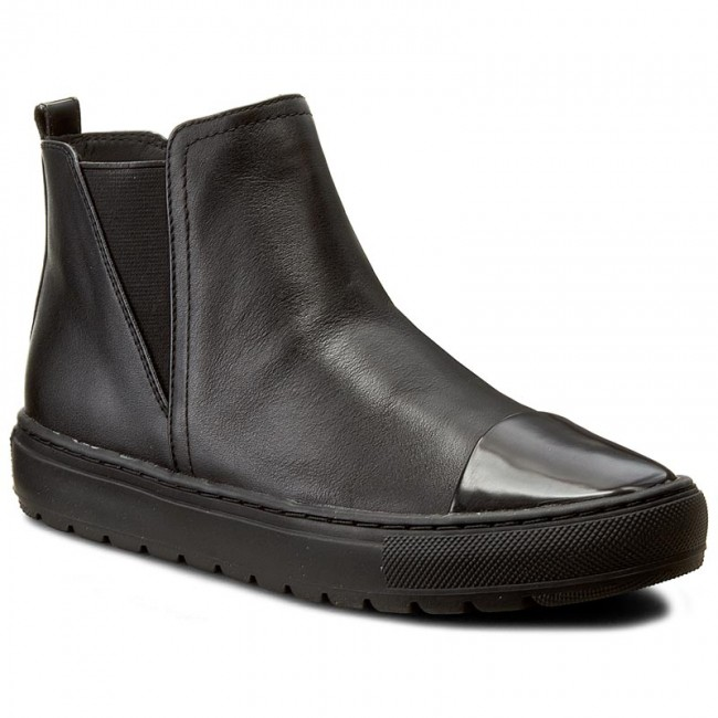 talla 40 2bd10 b030b Ankle Boots GEOX - D Breeda E D642QE 08554 C9999 Black