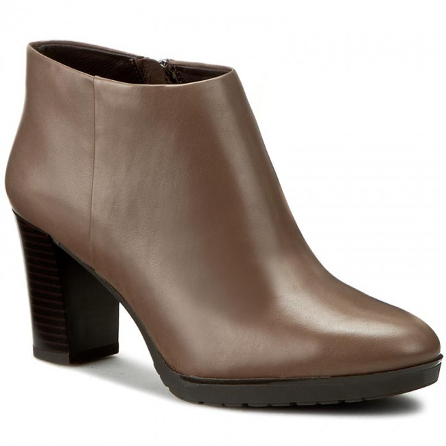 Inganno Ambasciatore Notte  Boots GEOX - D Raphal Mid B D643WB 00043 C6029 Taupe - Boots - High boots  and others - Women's shoes | efootwear.eu