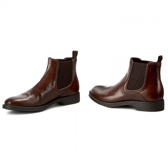 Ankle Boots GEOX U Blade C U6482C 000FF C6003 Brąz tP9OA
