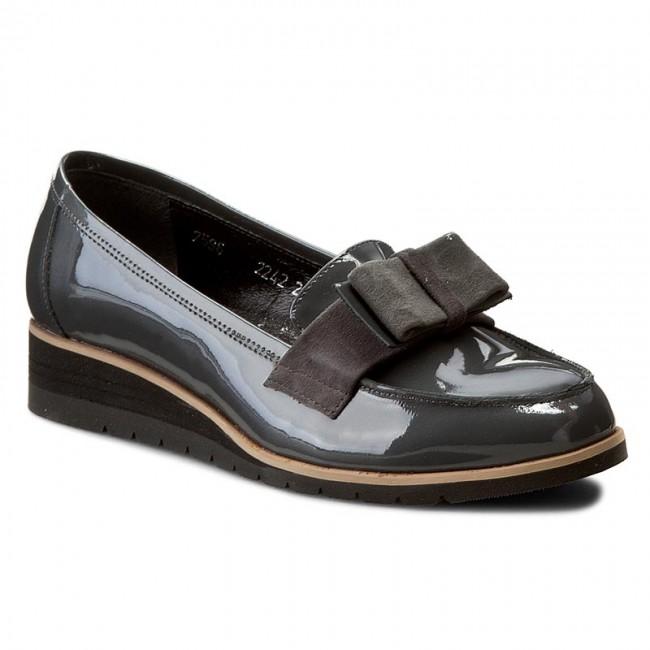 shoes mex 7596 11l 11w grey flats low shoes