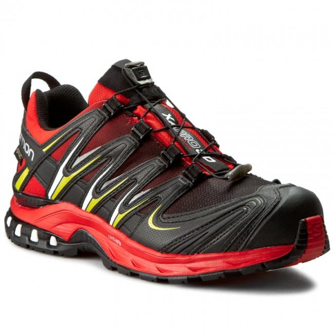 Shoes SALOMON Xa Pro 3D Gtx 391858 26 V0 Radiant RedBlack n9lXV