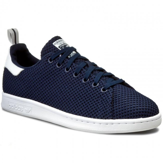 Shoes adidas - Stan Smith CK S80045 Conavy/Conavy/Ftwwht