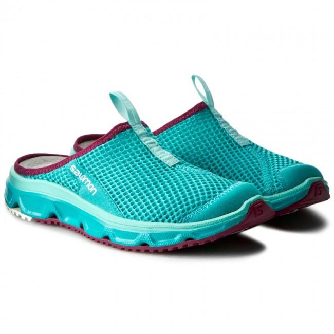 Slides Salomon Rx Slide 3 0 W 381613 20 M0 Teal Blue F