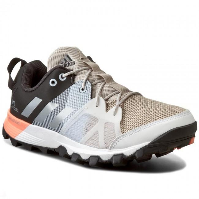Shoes adidas Kanadia 8 Tr W AQ5849 CbrownMsilveSunglo