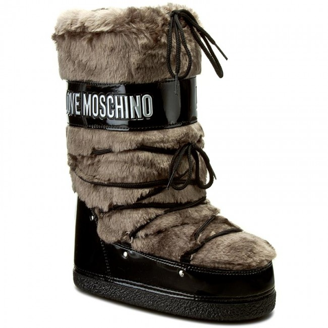 Snow Boots Love Moschino Ja24172g02jv0209 Taupe Winter