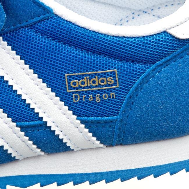 adidas dragon blu